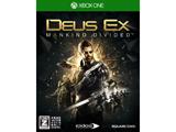 【在庫限り】 Deus Ex: Mankind Divided (デウスエクス マンカインド・ディバイデッド) 【Xbox Oneゲームソフト】