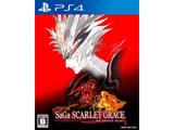 サガ スカーレット グレイス 緋色の野望 【PS4ゲームソフト】