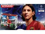 プレイステーション3本体(80GB)クリアブラック ウイニングイレブン×UEFA Champions LeagueアニバーサリーBOX