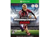 【在庫限り】 ワールドサッカー ウイニングイレブン 2015 【Xbox Oneゲームソフト】