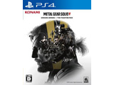 METAL GEAR SOLID V:GROUND ZEROES + THE PHANTOM PAIN 【PS4ゲームソフト】