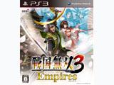 〔中古品〕 戦国無双3 Empires 【PS3】