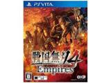 【在庫限り】 戦国無双4 Empires 【PS Vitaゲームソフト】