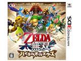 〔中古品〕 ゼルダ無双 ハイラルオールスターズ 【3DS】