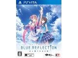 〔中古品〕 BLUE REFLECTION 幻に舞う少女の剣 通常版 【PSVita】
