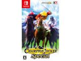 【09/14発売予定】 Champion Jockey Special 【Switchゲームソフト】