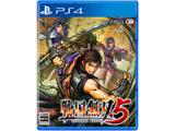 【06/24発売予定】 戦国無双5 【PS4ゲームソフト】