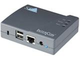 PS03A USBプリントサーバー[1000Base-T/100Base-TX/10Base-T、IPv6+IPv4対応]