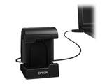 ウェアラブル活動量計用アクセサリ  充電用クレードル PSCR501