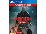 フライデー・ザ・13th:ザ・ゲーム 日本語版 PLAYSTATION HITS 【PS4ゲームソフト】