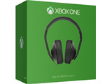 【在庫限り】 Xbox One用 ステレオ ヘッドセット [S4V-00008]