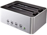 KURO-DACHI/CLONE/U3 (2.5型&3.5型/SATA/HDD・SSDスタンド)