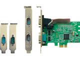 2S-LPPCIe (シリアルインターフェース2ポート増設PCI-Expressカード/ロープロファイル対応)