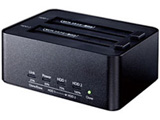 KURO-DACHI/CLONE/ERASE/U3 (HDD/SSDスタンド)