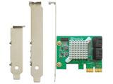 SATA3RI4-PCIE (SATA3増設PCI-Express x2ボード/4ポート)