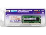 D3N1600PS-4G (DDR3 SO-DIMM/PC3-12800-4GB)