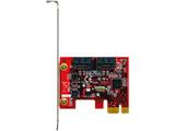 【在庫限り】 SATA3-PCIE-I2 Marvell社製 88SE9128搭載 SATA インターフェースカード(PCI-Express x1接続)