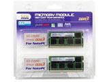 【在庫限り】 W3N1600PS-L8G (204 SO-DIMM/低電圧1.35V/PC3-12800-8GBx2)