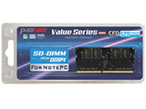 D4N2400PS-8G (260pin/SO-DIMM/DDR4-2400/8GB)