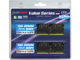 増設メモリ ノート用 Panram DDR4-2400 260pin SO-DIMM 4GBx2枚組 W4N2400PS-4G [SO-DIMM DDR4 /4GB /2枚]