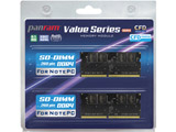 増設メモリ ノート用 Panram DDR4-2400 260pin SO-DIMM 8GBx2枚組 W4N2400PS-8G [SO-DIMM DDR4 /8GB /2枚]
