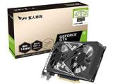 グラフィックボード   GF-GTX1650D6-E4GB/DF2 [4GB /GeForce GTXシリーズ]