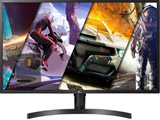 32UK550-B 31.5型ワイド 4K/HDR10対応液晶モニター [3840x2160/VA/DisplayPort・HDMI×2]