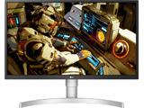 27UL550-W 27型ワイド 4K対応液晶ディスプレイ HDR10対応 [3840×2160/IPS/DisplayPort・HDMI×2] AMD RADEON FreeSync テクノロジー