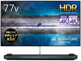 地上・BS・110度CSデジタル 4K内蔵 有機ELテレビ OLED77W9PJA [77V型 /4K対応 /BS・CS 4Kチューナー内蔵] 【買い替え108000pt】【要事前見積もり】