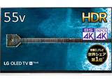 地上・BS・110度CSデジタル 4K内蔵 有機ELテレビ OLED55E9PJA [4K対応 /BS・CS 4Kチューナー内蔵] 【買い替え6480pt】