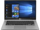 ノートPC LG gram 14Z990-GA56J ダークシルバー [Core i5・14.0インチ・SSD 256GB・メモリ 8GB]
