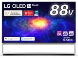 有機ELテレビ  ブラック OLED88ZXPJA [88V型 /8K対応 /BS 8Kチューナー内蔵 /YouTube対応] 【買い替え30000pt】