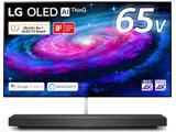 有機ELテレビ  OLED65WXPJA OLED65WXPJA [65V型 /4K対応 /BS・CS 4Kチューナー内蔵 /YouTube対応] 【要事前見積もり】【買い替え30000pt】