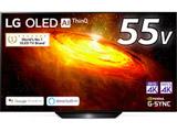有機ELテレビ  ブラック OLED55BXPJA [55V型 /4K対応 /BS・CS 4Kチューナー内蔵 /YouTube対応] 【買い替え10000pt】