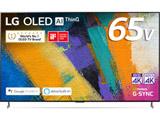 有機ELテレビ  ブラック OLED65GXPJA [65V型 /4K対応 /BS・CS 4Kチューナー内蔵 /YouTube対応] 【買い替え30000pt】
