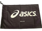 アシックス シューバッグ(L) ブラック(35×40cm) TZS987.90-F