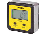 TRUSCO デジタル水平傾斜計 デジキュービック TDC−360
