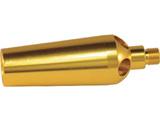 エアダスター用 増量ノズル 黄色 TD18BNL-Y