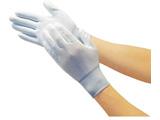 TRUSCO ナイロン手袋PU手のひらコート(10双入)M TGL-3131-10P-M