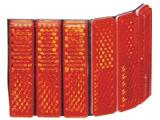 キャットアイ レフテープ 50mm×70mm 赤 RR-1-R6P