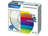2〜4倍速対応 データ用DVD-RWメディア (4.7GB・10枚) DHW47Y10V1
