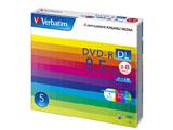 Verbatim DHR85HP5V1 (DVD-R DL/8.5GB/DATA/8倍速/5枚/プリンタブル)