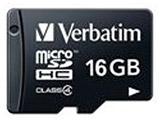 【在庫限り】 MHCN16GYVZ1 16GB・Class4対応microSDHCカード(SD変換アダプタ無し・防水仕様)