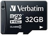 MHCN32GYVZ1 microSDHCカード(32GB) [マイクロSD]