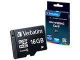 【在庫限り】 MHCN16GJVZ1 16GB・Class10対応microSDHCカード(SDHC変換アダプタ無し)