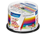 録画用DVD-RW 1-2倍速 50枚【インクジェットプリンタ対応】 VHW12NP50SV1