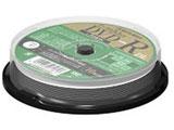 データ用 DVD-R DL 2-8倍速対応 8.5GB 10枚スピンドル DHR85HP10SD1