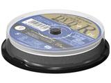 DTR85HP10SD1 データ用 DVD+R DL 2.4-8倍速対応 8.5GB 10枚スピンドル