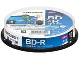 録画用BD-R 1-6倍速 25GB 10枚【スピンドル / インクジェットプリンタ対応】 VBR130RP10SD1-B 【ビックカメラグループオリジナル】