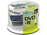 データ用DVD-R 4.7GB 50枚【スピンドル / インクジェットプリンタ対応】 DHR47JP50SD1-B 【ビックカメラグループオリジナル】